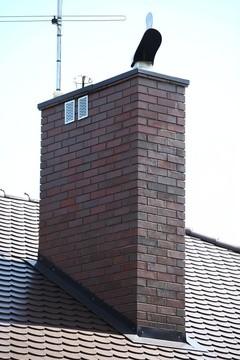 Cegła klinkierowa na komin